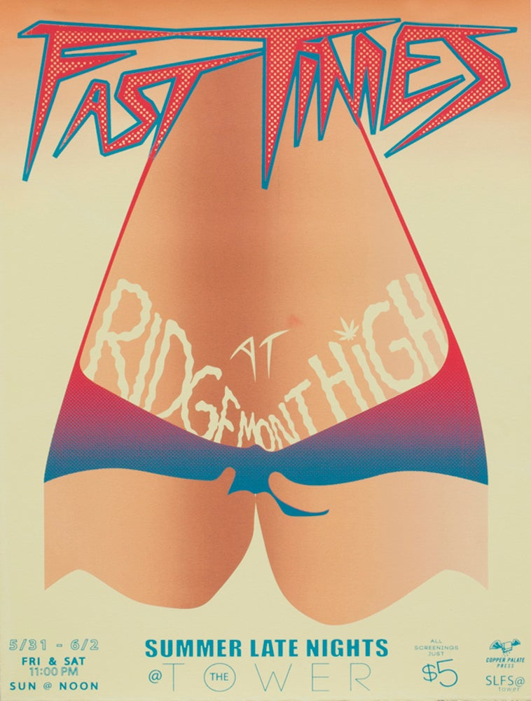 Image of Fast Times at Ridgemont High