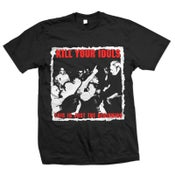 "Image of KILL YOUR IDOLS ""This Is Just The Beginning"" T-Shirt"