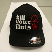 Image of KILL YOUR IDOLS Embroidered Baseball Cap