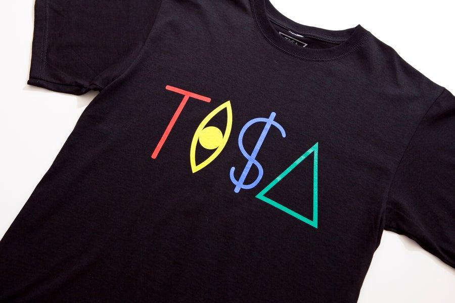 Image of TI$A LOGO T-SHIRT