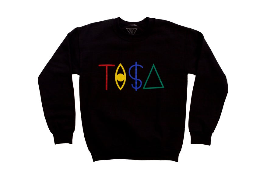 Image of TI$A LOGO SWEATSHIRT