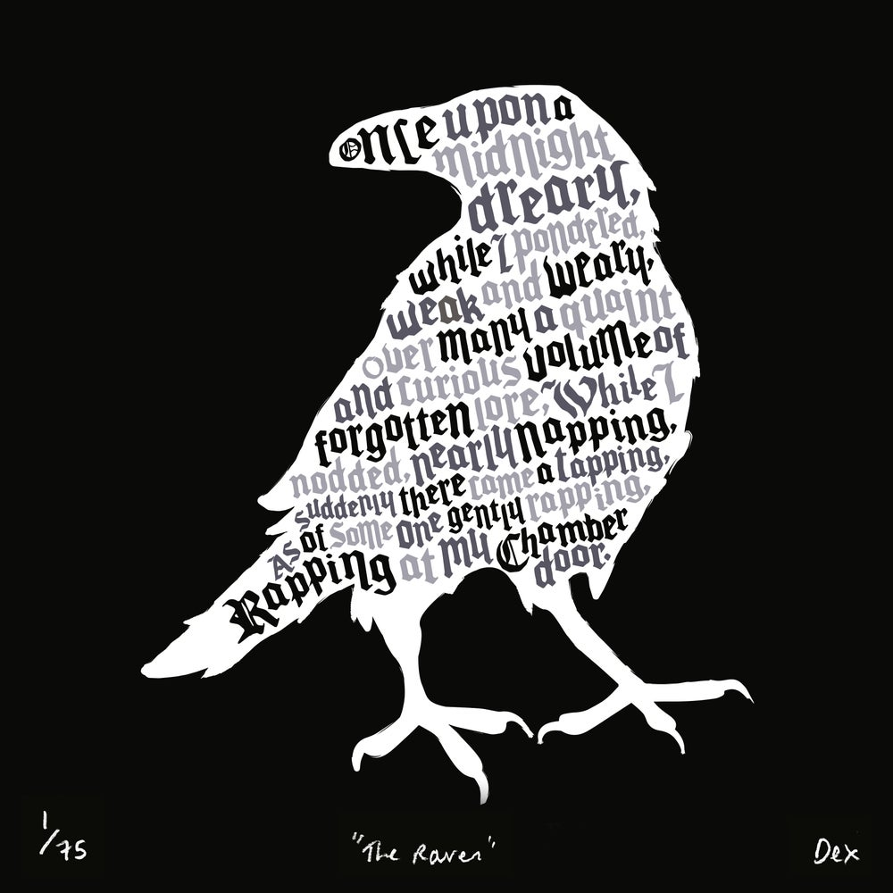 Image of The Raven (Black, 2015)