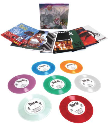 Image of THE PHARCYDE-BIZARRE RIDE II: THE SINGLES