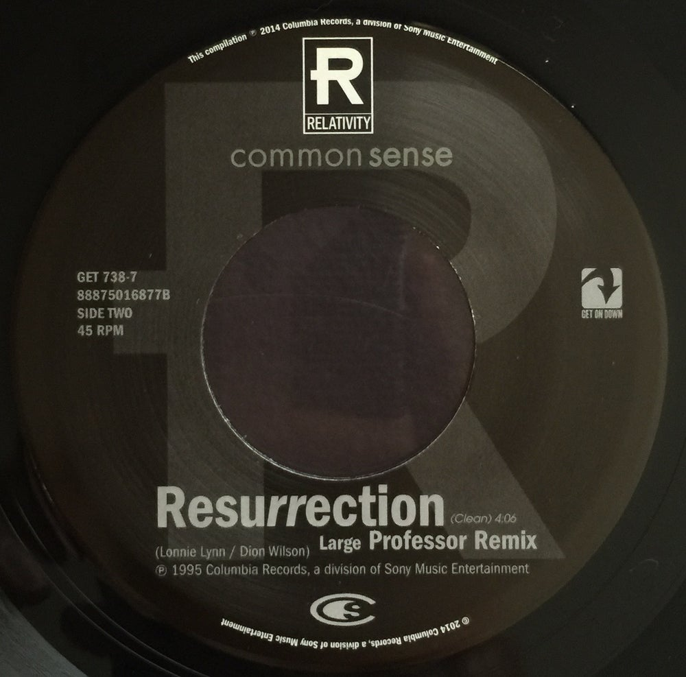 Image of COMMON-RESURRECTION