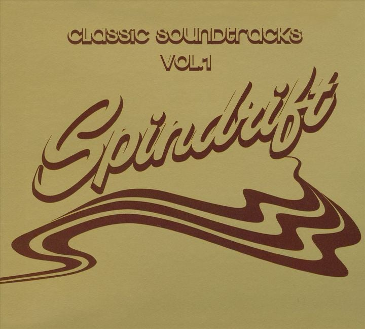 "Image of Spindrift - ""Classic Soundtracks, Vol. 1"" CD"