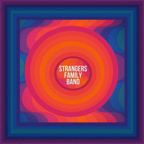 "Image of Strangers Family Band - ""Strangers Family Band"" CD"