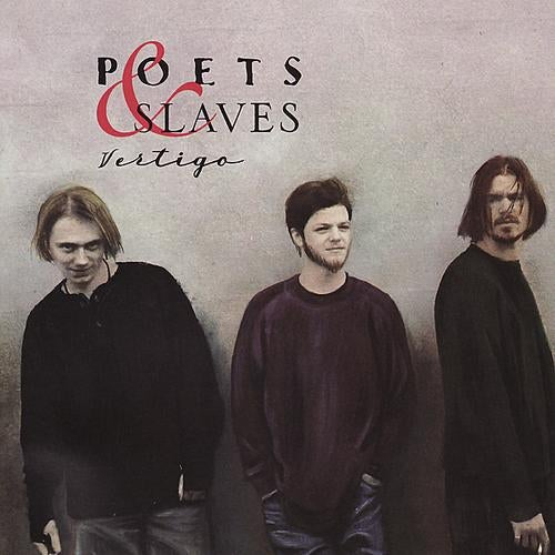 "Image of Poets & Slaves - ""Vertigo"" CD"