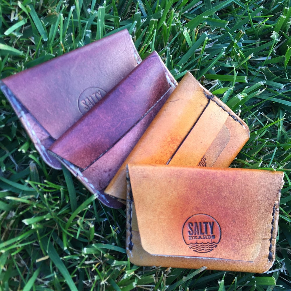 Image of No.99 Leather Wallet