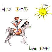 "Image of Mikki James - ""The Lone Ranger"" Digital Release"