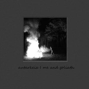 Image of AUTARKEIA/ ME AND GOLIATH split LP