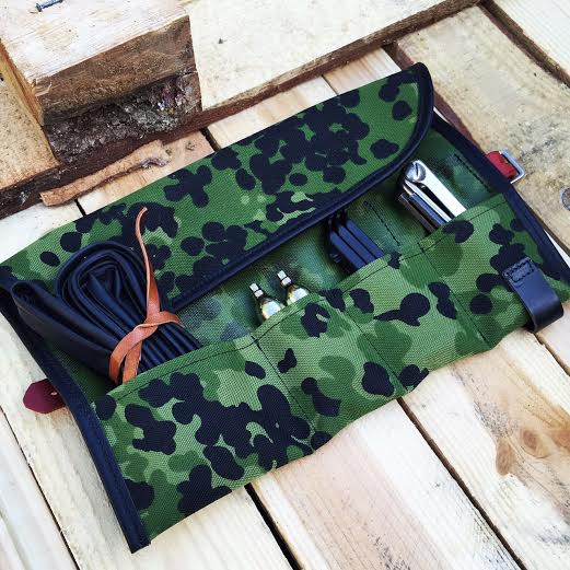 Image of Bicycle Saddle Tool Roll