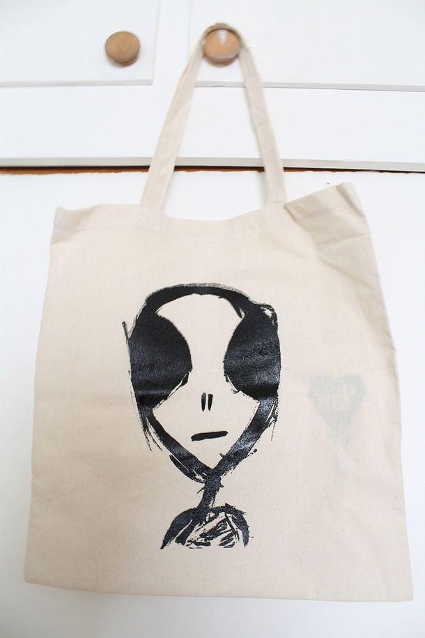 Image of Alien Tote Bag