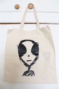 Image of Alien Tote Bag