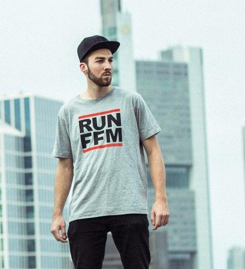 Image of RUN FFM CLASSIC EDITION - T-Shirt - grau