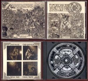 "Image of FATUM ""Life Dungeons"" CD"