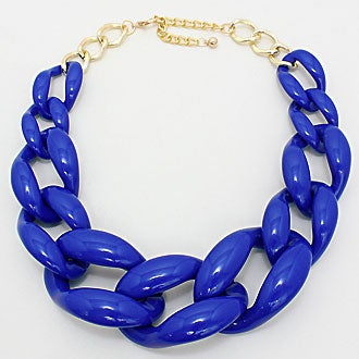 Image of Linked Necklaces more colors