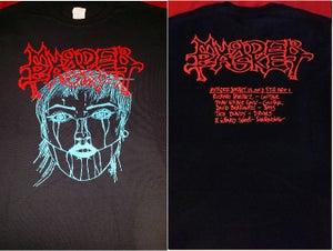 """Image of Murder Basket """"Official"""" T-Shirt (Black)"""