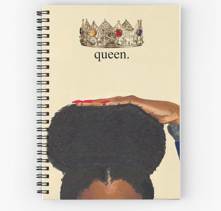 "Image of ""Crown"" Notebook"
