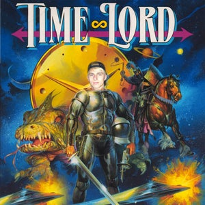 Image of Time Lord CD