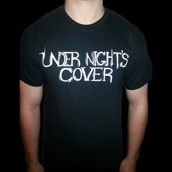 Image of Under Night's Cover - 'Logo' T-Shirt