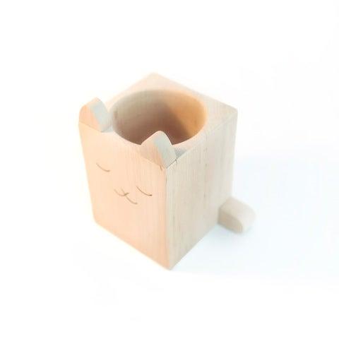 Image of Pot à crayons Chat