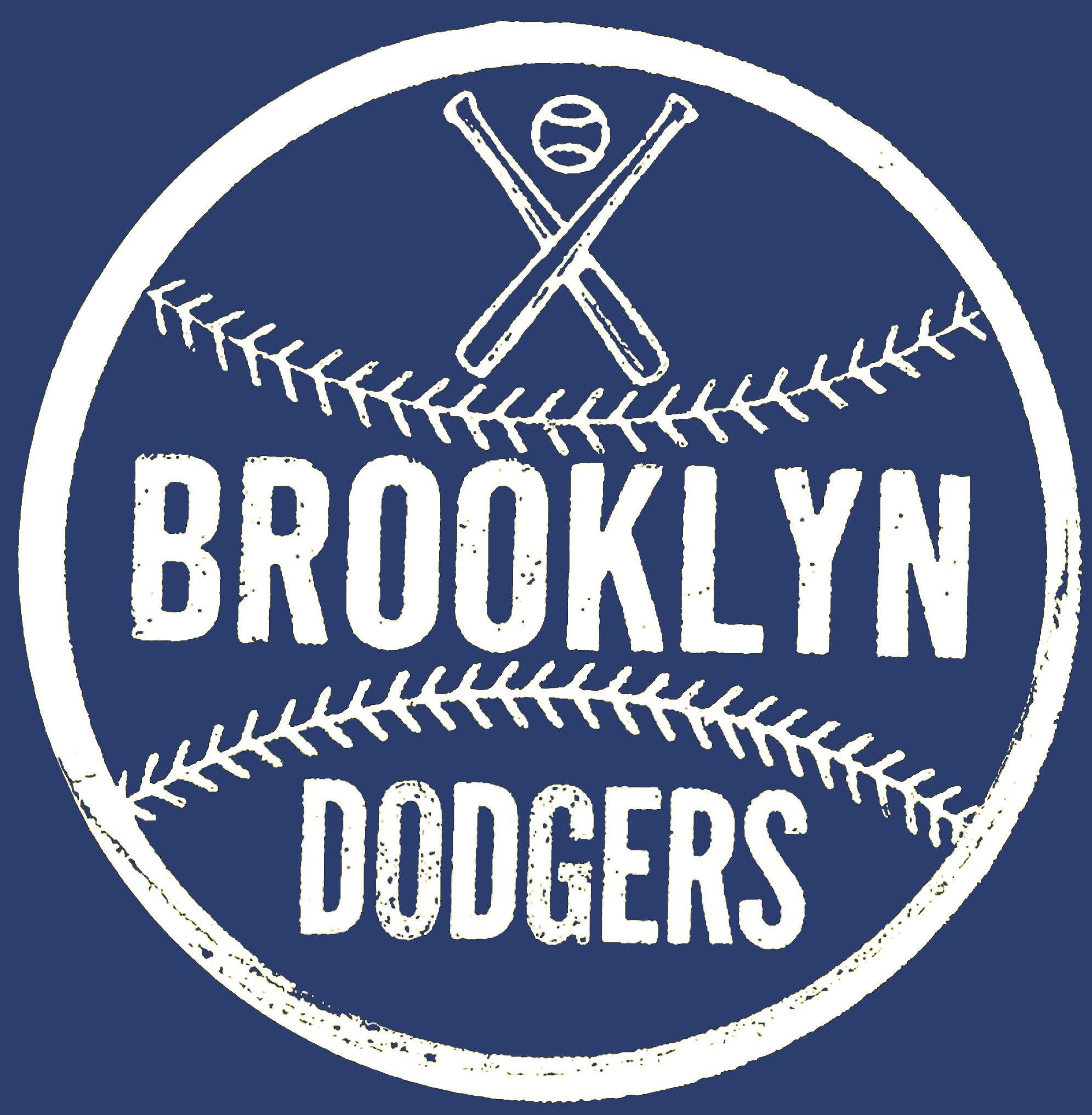 roxys tee parlour � brooklyn dodger baseball onesie