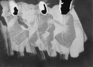 Image of x-ray three: Benjamin Finger - Amorosa Sensitiva
