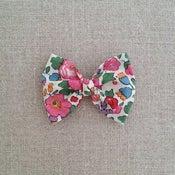 Image of Barrette Papillon Liberty n°1 Petite