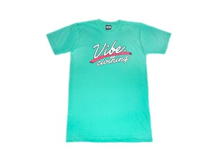 Image of Vibe (Mint Tee)