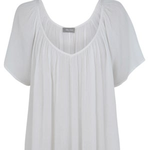 Image of Siesta Tee (White) by Eb&Ive