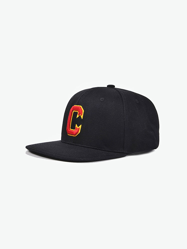 Image of CLOT (Clottee) - C Logo Snapback (Black)