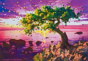 Image of The Forgiveness Tree Energy Print