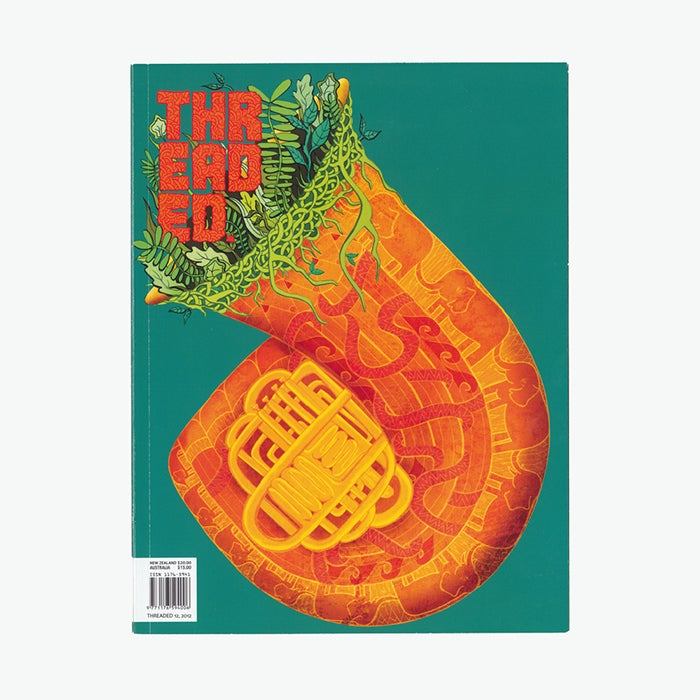 Image of Threaded Ed.12 'The Five-Star Issue'