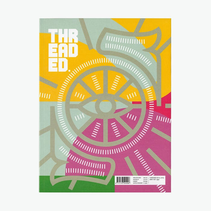 Image of Threaded Ed.17 'The Seele Of Seventeen' Issue