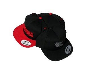 Image of Official 'SIX2SIX RECORDS' ® Snapback Hats (Various)