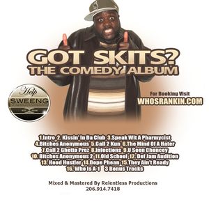 Image of Got Skits? The Comedy Album