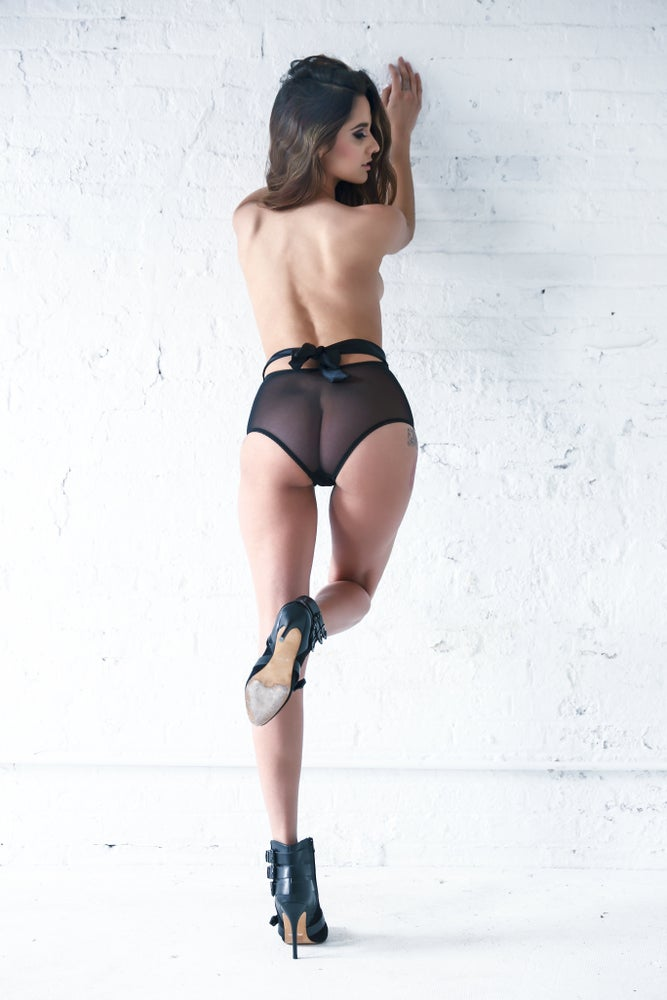"Image of ""Alaea"" Tie-In Panty"