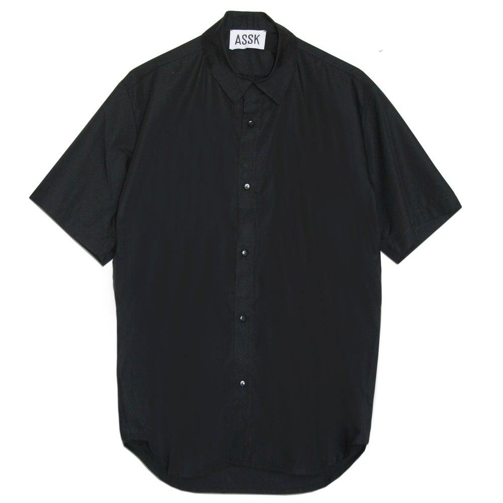 Image of GLOBAL Shirt - Black