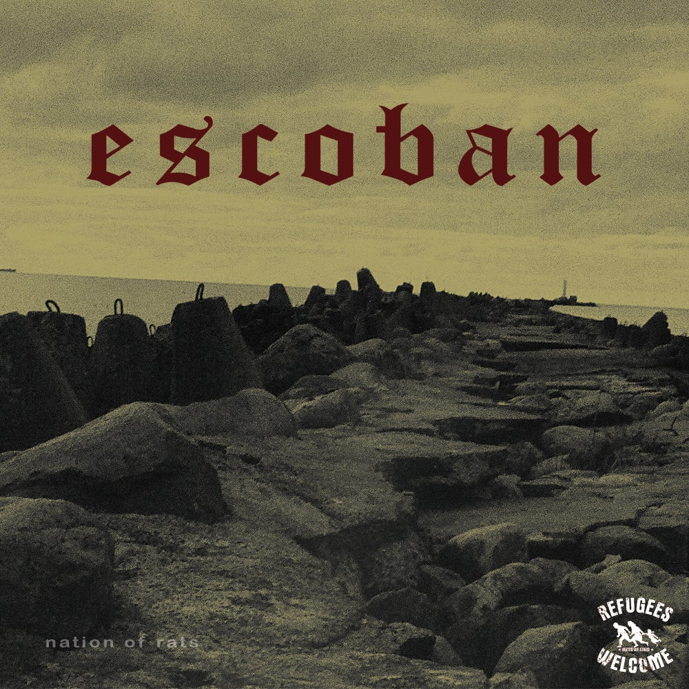 Image of Escoban Nation of Rats Album CD *Pre-Order*