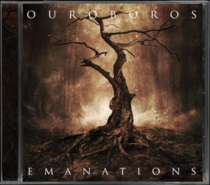 "Image of ""Emanations"" Physical CD & Booklet"