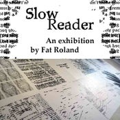 Image of Slow Reader - buy an A3 print now