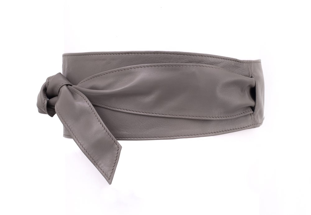 Image of Wide Obi / Tie Belt