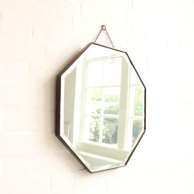 Image of hexagonal mirror