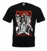 Image of CSSO - Living Dead A Go Go T-shirt