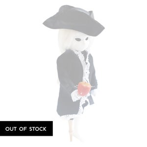"Image of *NEW* 14"" 'Sancio Black Limited Little Apple Doll"