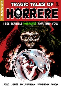 Image of Horrere Comic - Issue 1