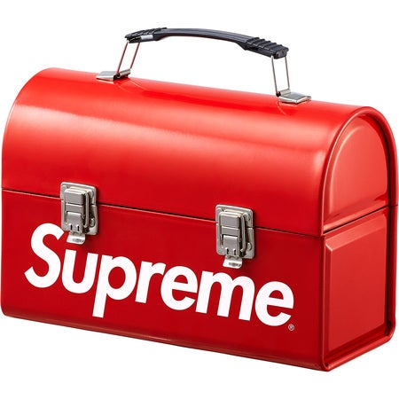 Image of Supreme Metal Lunch Box