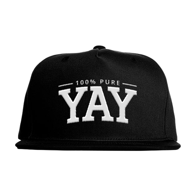 Image of YAY 100% Snapback