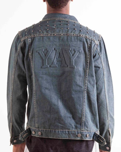 Image of Yay Spiked Jacket