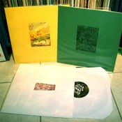 Image of Reverse Mouth / Blastcosyt split LP